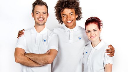 Sport Relief 2014: Blue Peter Special