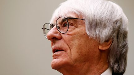 Bernie Ecclestone: Lies, Bribes and Formula One