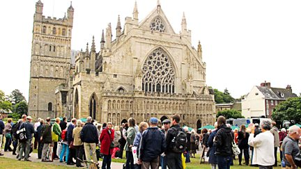 Exeter Cathedral 2