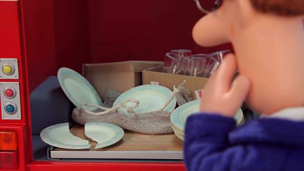 Postman Pat and the Crazy Crockery