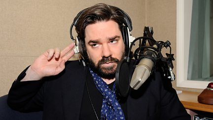 Matt Berry: Lone Wolf