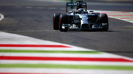 The Italian Grand Prix - Qualifying