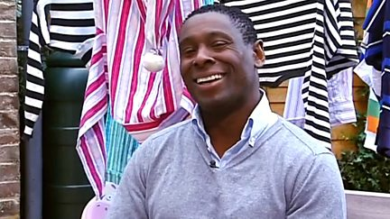 David Harewood - Zippity Zebra and the Windy Day
