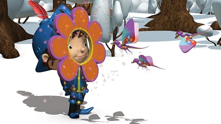 Mike the Knight and the Magical Flower