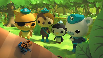 Octonauts and the Poison Dart Frogs