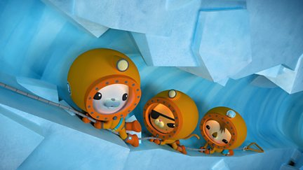 Octonauts and the Hidden Lake