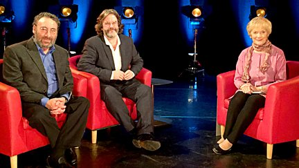 Antony Sher and Greg Doran in Conversation with Sue MacGregor