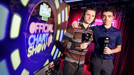 Chart Show with Nathan Sykes
