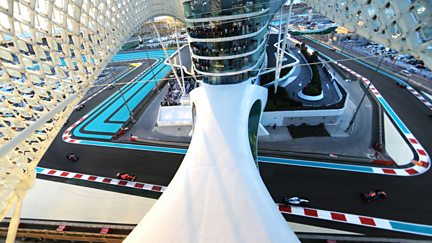 The Abu Dhabi Grand Prix