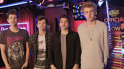 Chart Show with the Vamps