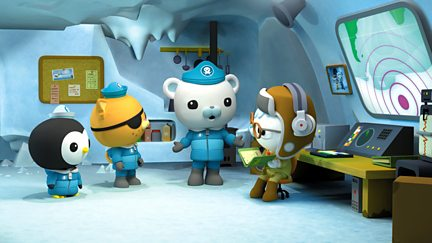 Octonauts Special: Operation Deep Freeze