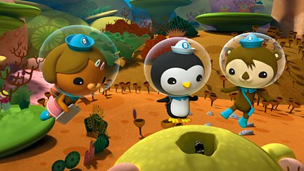 Octonauts and the Convict Fish