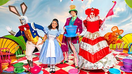 CBeebies Alice in Wonderland