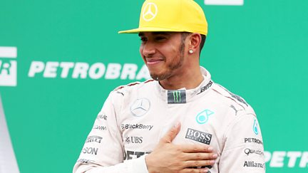 Lewis Hamilton: Making History - F1 2015 Review