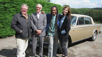Benjamin Zephaniah and Roger McGough
