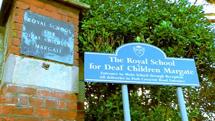 Britain's Oldest Deaf School Closes