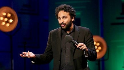 Mae Martin and Nish Kumar