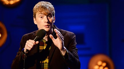 Spencer Jones and James Acaster