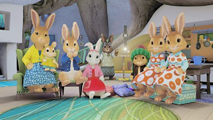 Peter Rabbit Special: The Tale of the Unexpected Discovery