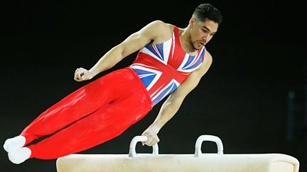 Gymnastics: National Championships, Liverpool