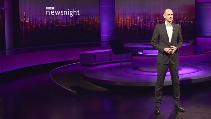 Newsnight EU Special: Who Rules the UK?