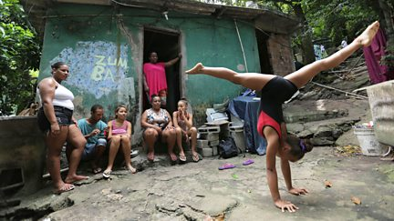 Favela Athletes