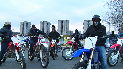 Britain's Most Wanted Motorbike Gangs?