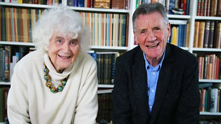 Michael Palin Meets Jan Morris