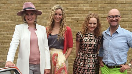 Suzannah Lipscomb and Kate Williams