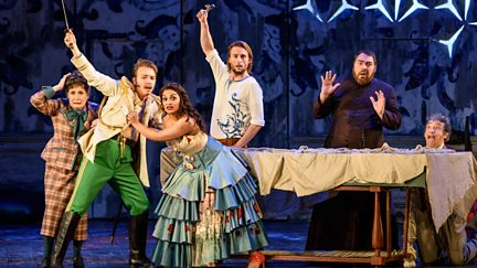 The Barber of Seville from Glyndebourne