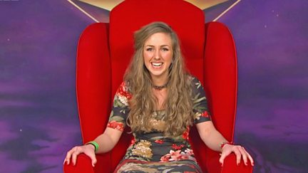 Graham Norton's Big Red Chair
