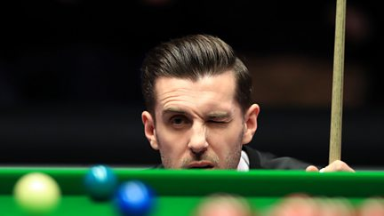 First Round: Mark Selby v Mark Williams