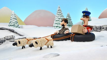 Postman Pat and the Winter Games