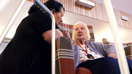 Britain's Home-Care Crisis