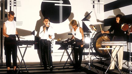 Depeche Mode at the BBC