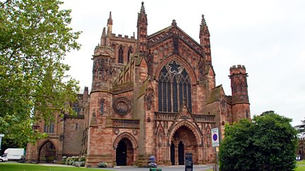 Easter Day Service - Live from Hereford Cathedral