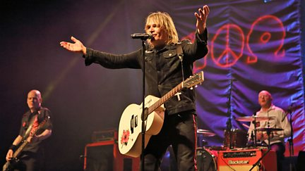 Mike Peters: The Alarm Live