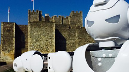 Robots Storm the Castle