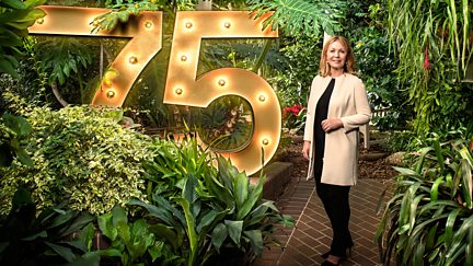 Kirsty Young: 75 Years of Desert Island Discs