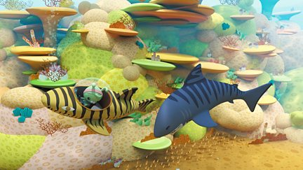 Octonauts and the Tiger Shark