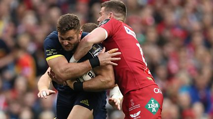 Final: Munster v Scarlets
