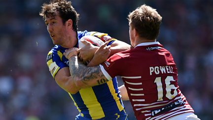 Quarter-Final: Warrington v Wigan
