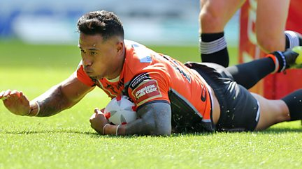 Quarter-Final: Hull v Castleford