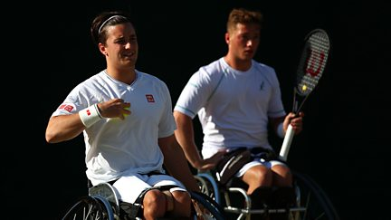 Men's Wheelchair Doubles Final - Part 1