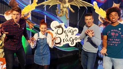 Dragon Winner and Greg James!