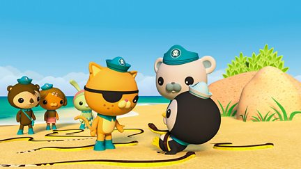 Octonauts and the Yellow Belly Sea Snakes