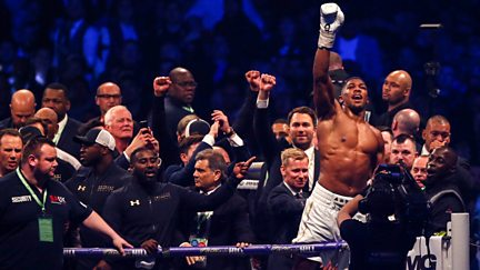Anthony Joshua: The Fight of My Life