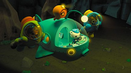 Octonauts and the Bomber Worms