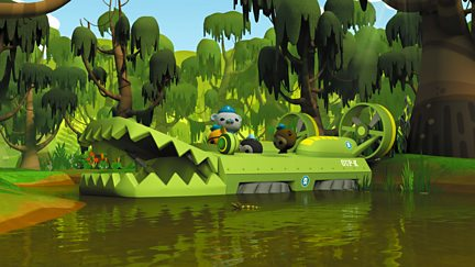 Octonauts and the Baby Alligator Search