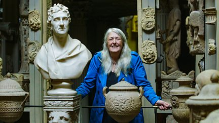 Mary Beard, Nathan Coley and David Gilmour